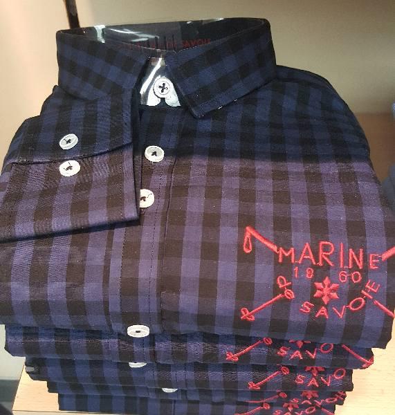 Chemises Marine de Savoie-2-600