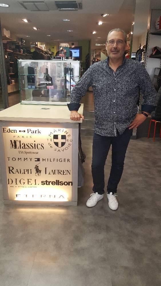 Philippe Scotto Loden boutique